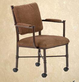 Grace Castor Chair