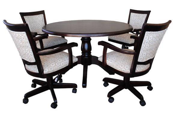 400 Round Pedestal Table Barstools Amp Dinettes