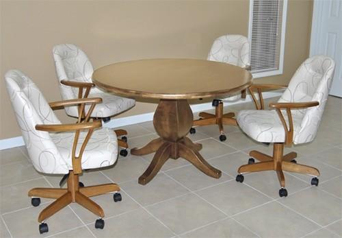 W226 Tobias Designs Pedestal Table Barstools Amp Dinettes