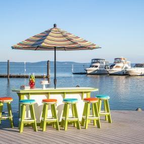 Summerside Bar & Fire Table