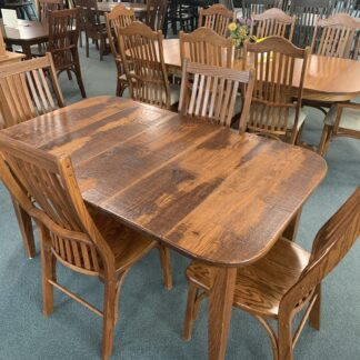 Amish Dining Set by Oak Heritage