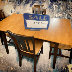dining furniture discounted in raleigh