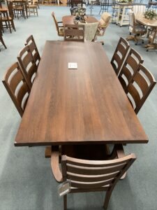 daniels amish dining set