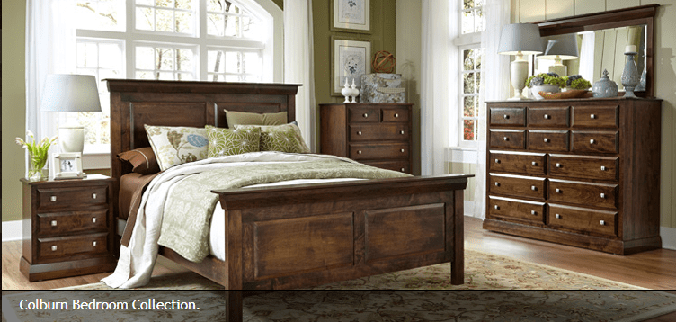 bedroom furniture in Raleigh at barstools & dinettes