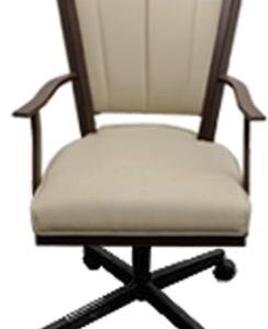 tobias caster chair