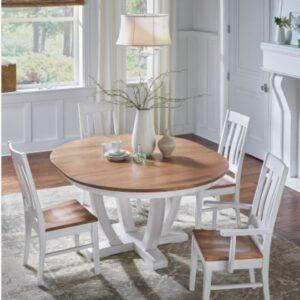 jackson daniels amish dining set